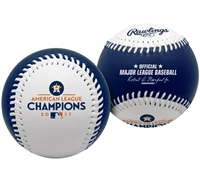 Houston Astros 2017 American League Champions Rawlings Baseball