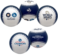2017 World Series Los Angeles Dodgers Rawlings Baseball Collection