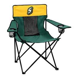 Southeastern Louisiana Elite Folding Chair with Carry Bag