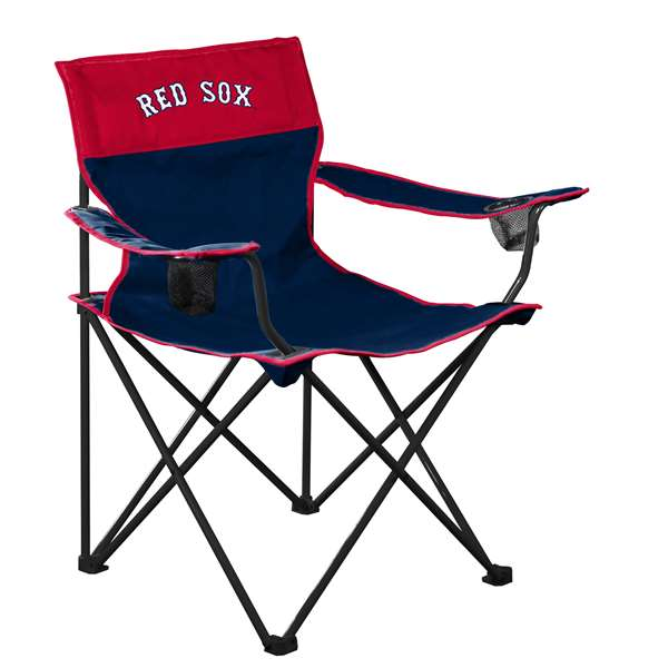 Boston Red Sox Big Boy Folding Chair with Carry Bag
