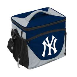 New York Yankees 24 Can Cooler