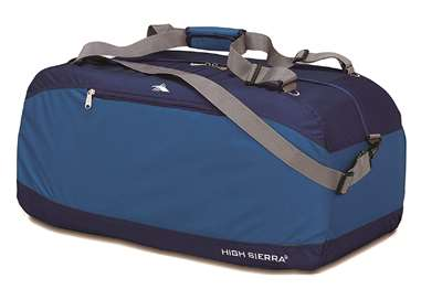 "High Sierra 36"" Pack-N-Go Duffel Blue"