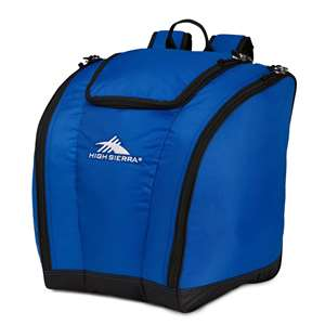 High Sierra TRAPEZOID BOOT BAG VIVID BLUE/BLACK