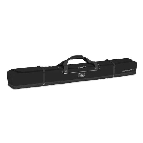 High Sierra DELUXE SINGLE SKI BAG BLACK
