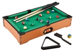 MainStreet Classics Table Top Billiards