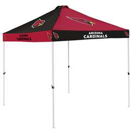 Arizona Cardinals 9 X 9 Checkerboard Canopy - Tailgate Tent
