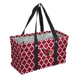 Arizona Cardinals  Quatrefoil Picnic Cadddy Bag
