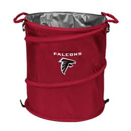 Atlanta Falcons  Collapsible 3-IN-1 Cooler Hamper Trash Can