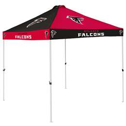 Atlanta Falcons 9 X 9 Checkerboard Canopy - Tailgate Tent