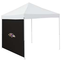 Baltimore Ravens 9 X 9 Canopy Side Wall