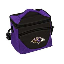 Baltimore Ravens Halftime Lunch Bag 9 Can Cooler