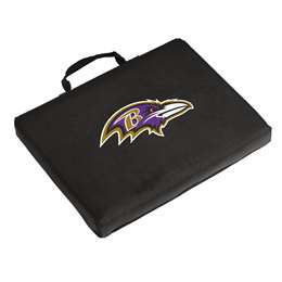 Baltimore Ravens Bleacher Cushion Stadium Seat