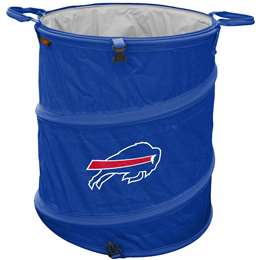Buffalo Bills  Collapsible 3-IN-1 Cooler Hamper Trash Can