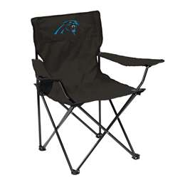 Carolina Panthers Quad Folding Chair with Carry Bag