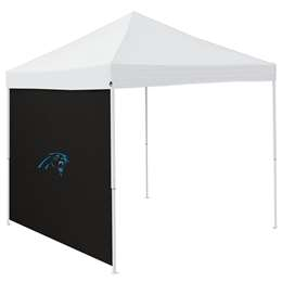 Carolina Panthers 9 X 9 Canopy Side Wall