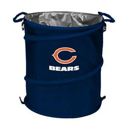 Chicago Bears  Collapsible 3-IN-1 Cooler Hamper Trash Can