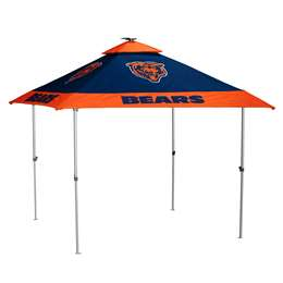 Chicago Bears Pagoda 10 X 10 Canopy with Solar Light