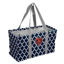 Chicago Bears  Quatrefoil Picnic Cadddy Bag