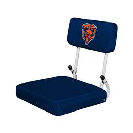 Chicago Bears  Hard Back Stadium Seat