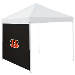 Cincinnati Bengals  Side Wall for 9 X 9 Canopy