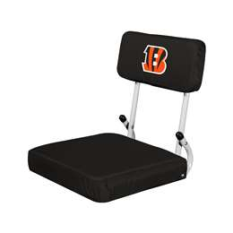 Cincinnati Bengals  Hard Back Stadium Seat
