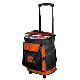 Cleveland Browns 48 Can Rolling Cooler