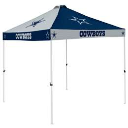 Dallas Cowboys 9 X 9 Checkerboard Canopy - Tailgate Tent
