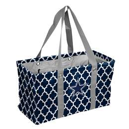 Dallas Cowboys  Quatrefoil Picnic Cadddy Bag