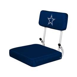 Dallas Cowboys  Hard Back Stadium Seat