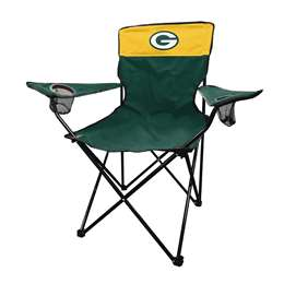 Green Bay Packers Legacy Folding Chair with Carry Bag