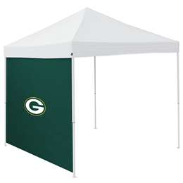 Green Bay Packers  Side Wall for 9 X 9 Canopy