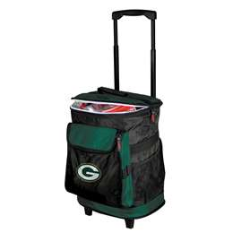 Green Bay Packers  48 Can Rolling Cooler