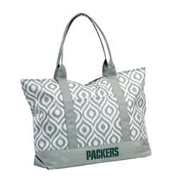 Green Bay Packers Ikat Tote 66K - Ikat Tote