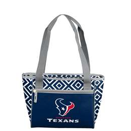 Houston Texans 16 can Double Diamond Cooler Totel
