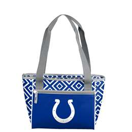 Indianapolis Colts DD 16 Can Cooler Tote 83 - 16 Cooler Tote