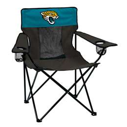 Jacksonville Jaguars Elite Folding Chair with Carry Bag