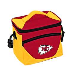 Kansas City Chiefs Halftime Lunch Bag 9 Can Cooler