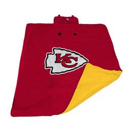 Kansas City Chiefs All Weather Outdoor Blanket XL 731-AW Outdoor Blkt