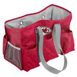 Kansas City Chiefs Crosshatch Jr Caddy 865 - Junior Caddy