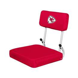 Kansas City Chiefs  Hard Back Stadium Seat