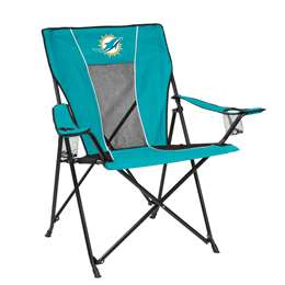 Miami Dolphins Game Time Chair