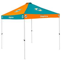 Miami Dolphins  9 ft X 9 ft Tailgate Canopy Shelter Tent