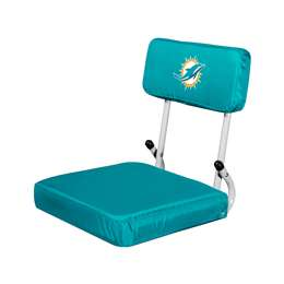 Miami Dolphins  Hard Back Stadium Seat