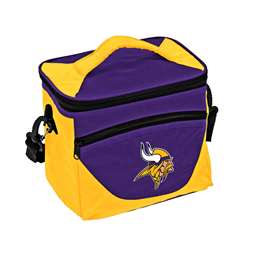 Minnesota Vikings Halftime Lunch Bag 9 Can Cooler