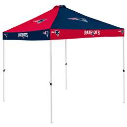 New England Patriots 9 X 9 Checkerboard Canopy - Tailgate Tent