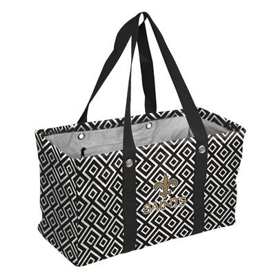 New Orleans Saints  Picnic Caddy Double Diamond