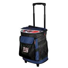 New York Giants  48 Can Rolling Cooler