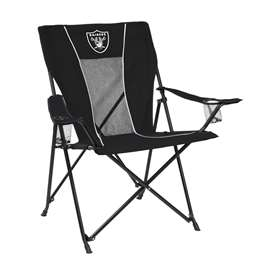 Oakland Raiders Game Time Chair