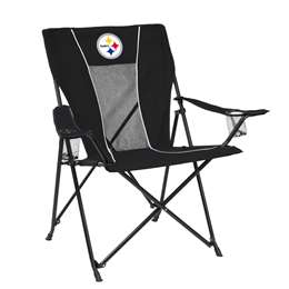 Pittsburgh Steelers Gametime Folding Chair with Carry Bag