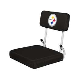 Pittsburgh Steelers  Hard Back Stadium Seat
